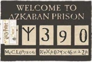 harry potter welcome to azkaban prison